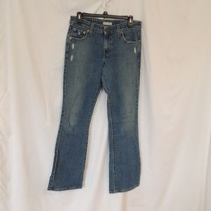 Levis Special Edition boot cut womens jeans size 5